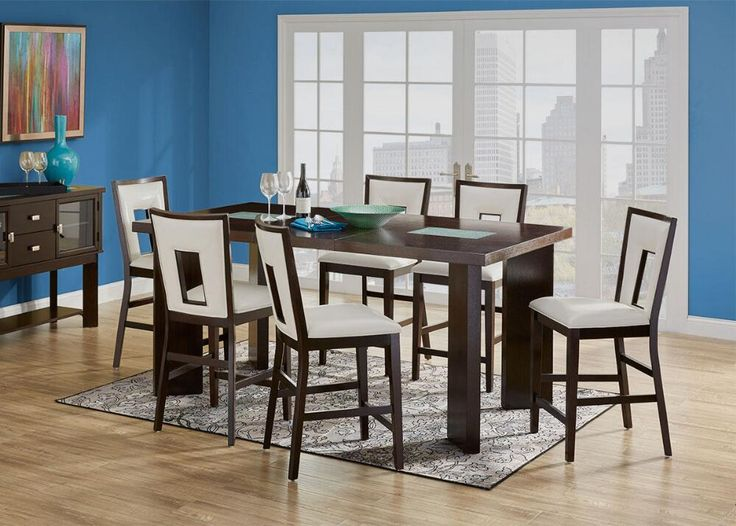 40 best delightful dining rooms images on pinterest for Dining room table 40 x 60