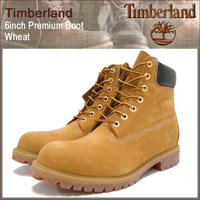 【楽天市場】ティンバーランド Timberland ブーツ 6インチ プレミアム ウィートヌバック(ティンバーランド timberland TIMBERLAND ティンバ 10061 6inch Boot Wheat イエロー 防水 定番 メンズ・靴 MENS ティンバーランド ティンバー):ice field(アイスフィールド)