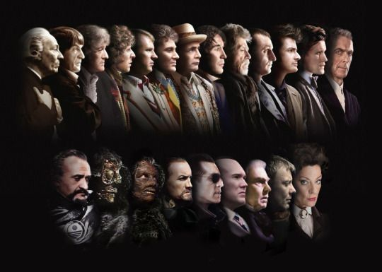 """You're probably lying awake at night wondering """"Who is the best Doctor Who?"""" and realizing how awkward it is to ask that question. Well, wonder no more! Because here are the best Doctors ranked by fans, from best to worst. Even though they are all awesome."""