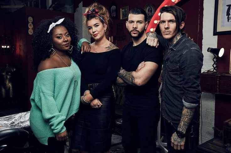 Why Tattoo Artists Are Campaigning Against Tattoo Fixers