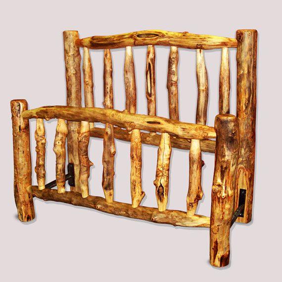 top 25 best rustic wood bed frame ideas on pinterest shiplap headboard diy master bedroom furniture and diy headboard wood