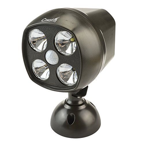 Lighting fixtures ideas 119 pinterest best motion activated led night lightcrazyfire led motion security light with pir motion sensor mozeypictures Gallery