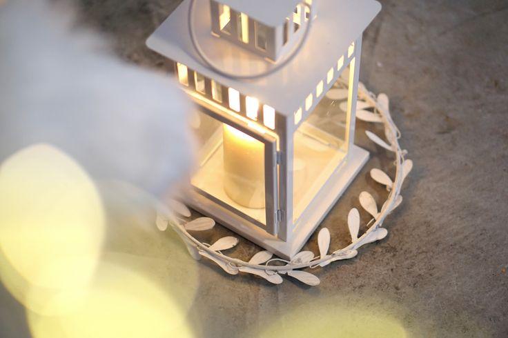 @ikea white lantern, foto by @lenakolodziejak