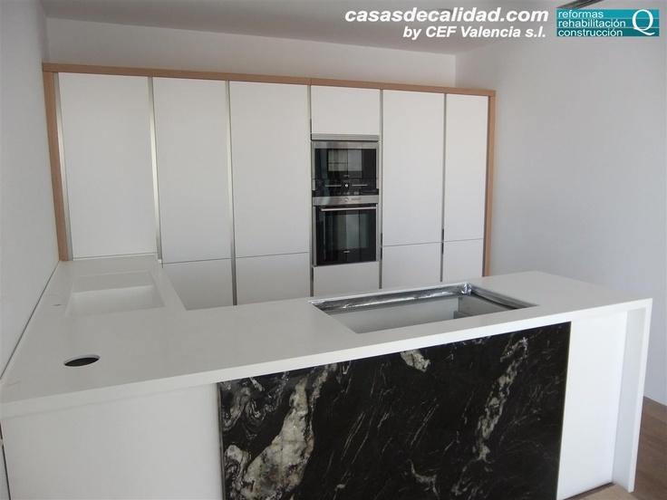 Mejores 54 imágenes de Reforma de cocinas by CEF Valencia en ...