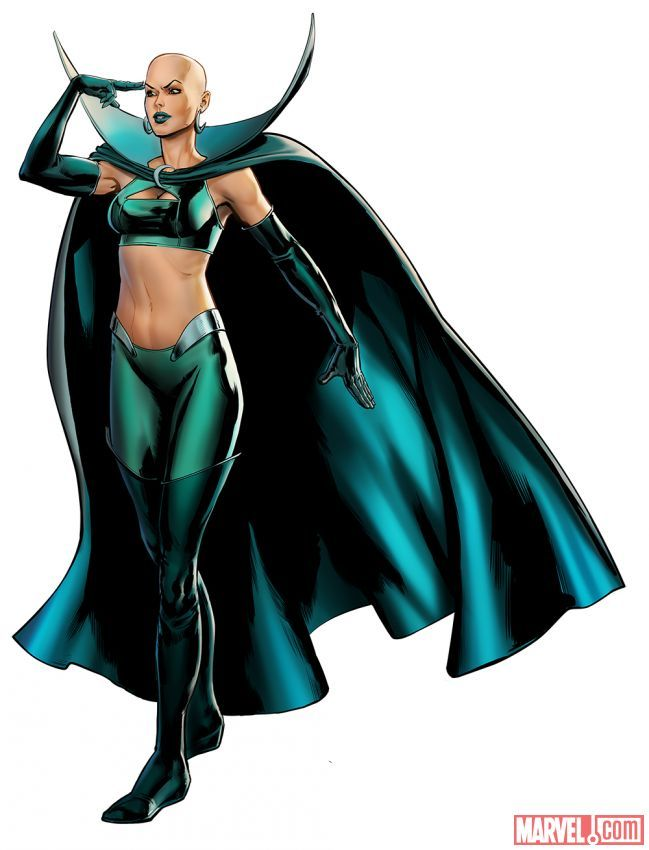 Moondragon #Marvel: Avengers Alliance