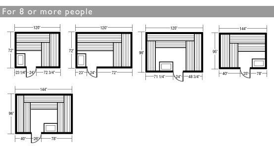 Mr Sauna Floor Plans Maulbertsch Inspirationen Pinterest Saunas Sauna Design And Sauna Steam Room
