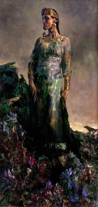 Анна Виноградова. Хозяйка медной горы