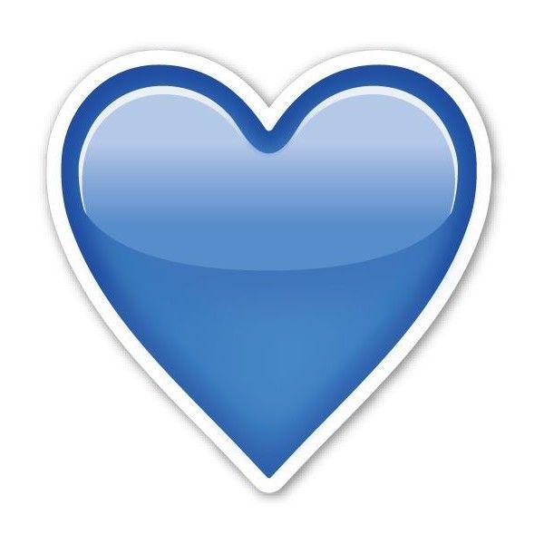 17 Best ideas about Blue Heart Emoji on Pinterest | Black ...