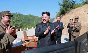 Trump's lack of a North Korea strategy is drawing China and Russia closer | Isaac Stone Fish | World news | The Guardian