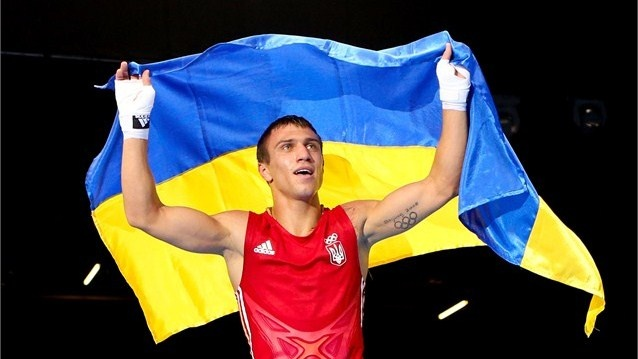 12 August 2012 14:48   Lomachenko claims another title. Ukraine's Vasyl Lomachenko (17/02/1988) won his second Olympic Games title today after defeating Soonchul Han (30/12/1984 - Seoul (KOR)) in the men's Light Weight final at the ExCeL.