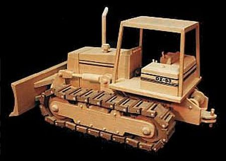 wood toy plans kits | This means there are a lot of parts, and though the project may not be ...