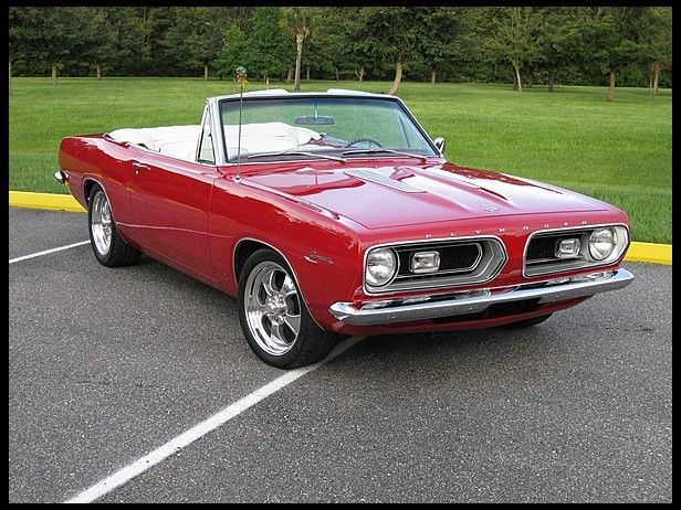 West Coast Customs Cars For Sale >> 17 Best images about Cars - Plymouth Barracuda ('67-69) on Pinterest | Plymouth, Cars and Auction