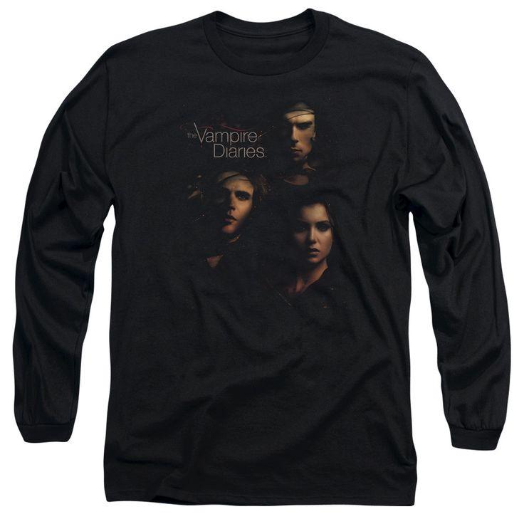 Vampire Diaries/Smokey Veil-Black