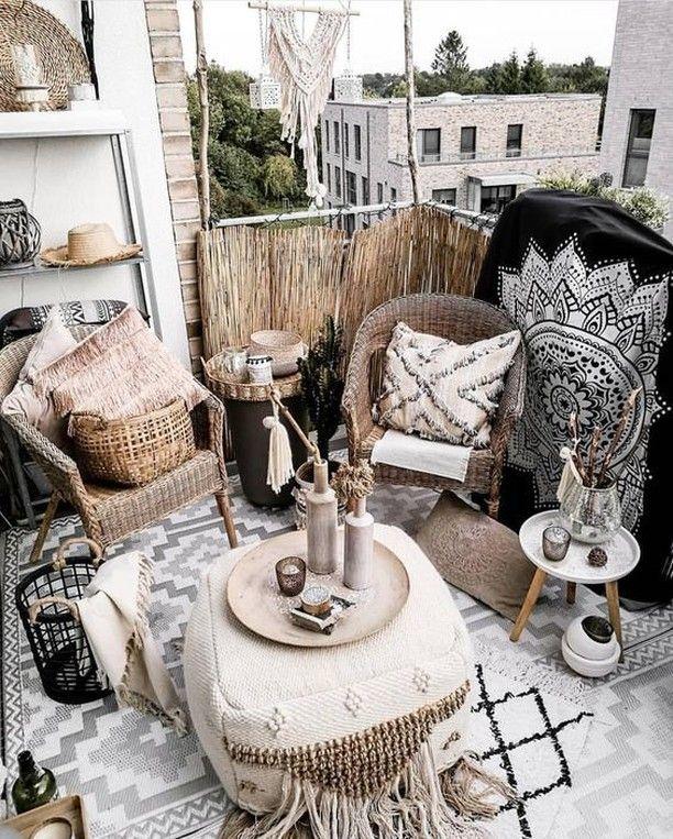 20 Wohnideen für den kleinen Balkon 2019 – Seite 2 von 19