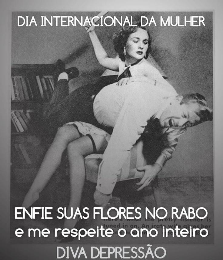 Feliz dia das Mulheres!!!!