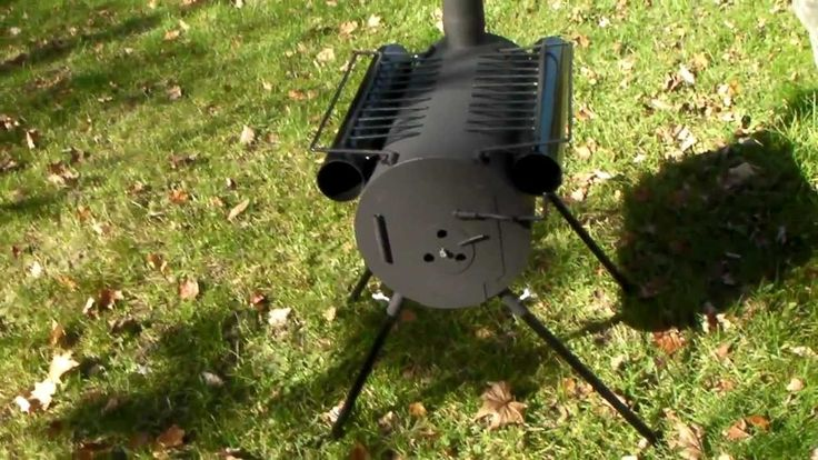 Portable survival wood stove review