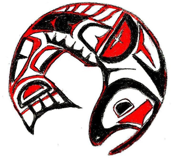 How to Draw Haida Art