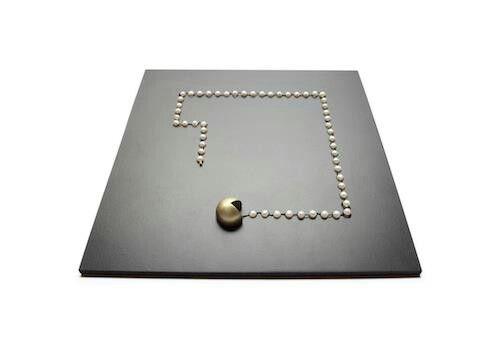 Robean Visschers - PacMan-necklace
