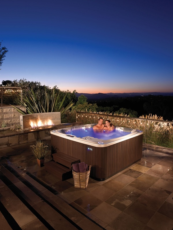 10 Best Hot Tubs By Hot Springs Spas Images On Pinterest