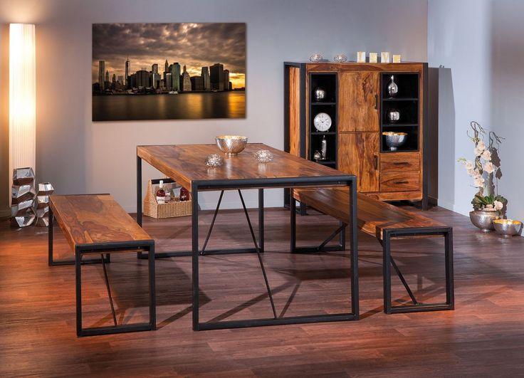 Die besten 25+ Esszimmermöbel Ideen auf Pinterest Esszimmer - moderne massivholz esszimmermobel