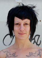nowoczesne fryzury krótkie