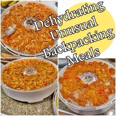 Learning the concept of dehydrating unusual backpacking meal is a great way preserve food, decrease the weight and make it more transportable. Dehydrating your own MRE, hiking, camping or natural disaster food storage supplies is vastly more thrifty than buying higher price freeze dried meals. Yes, it does take some time and effort but it …