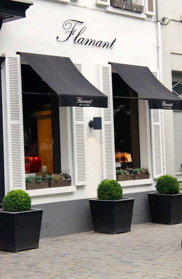 29 Best Storefront Awnings Images On Pinterest