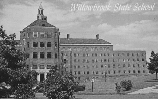Willowbrook State School New York City, New York Founded: 1942 (620×389)