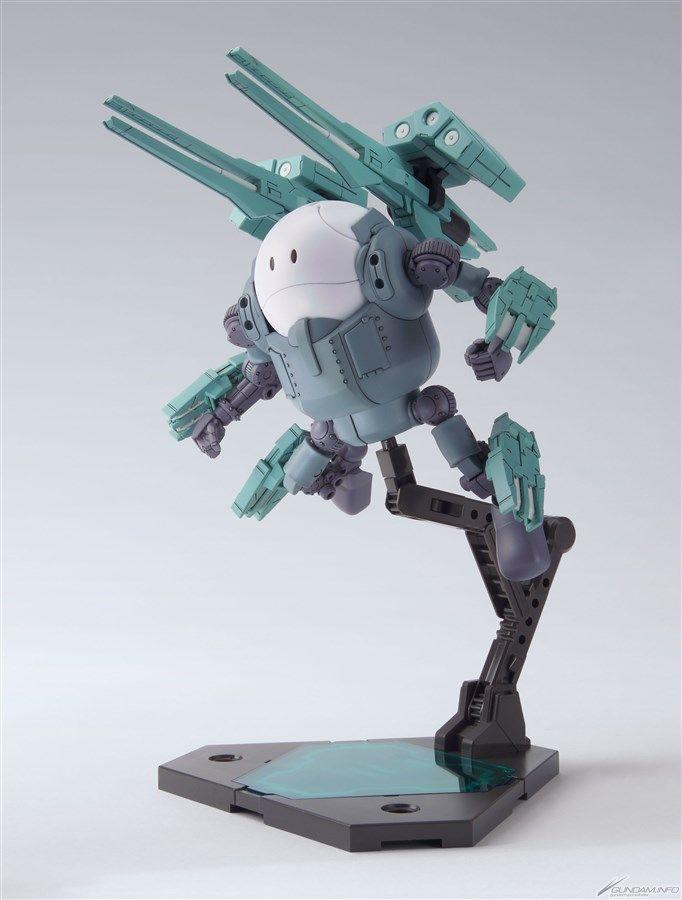 Haropla Mobileharo GUNPLA Plastic Model Kit Gundam BANDAI