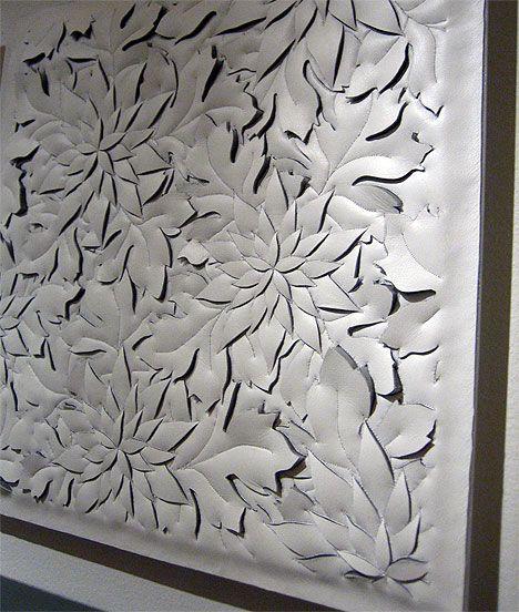 helen amy murray scultped leather: Details, Fabrics Manipulation, Helen Amy, Design, Amy Murray