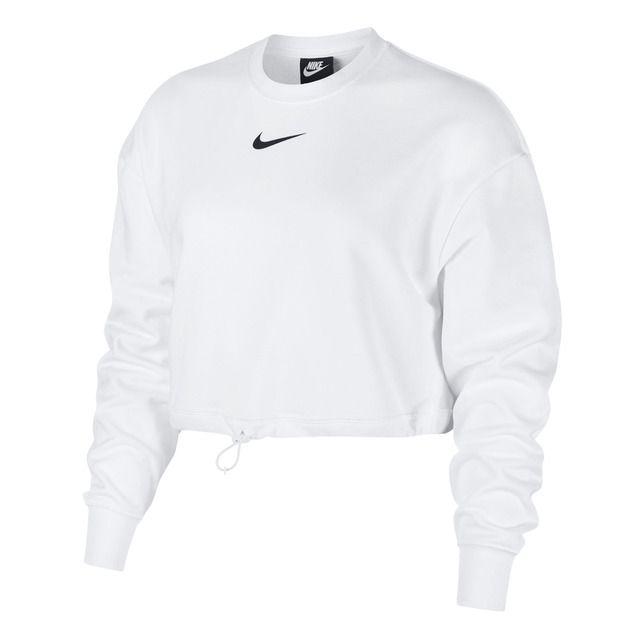 Nike Sudadera De Mujer Sportswear Swoosh Crew Nike En 2020 Sudadera Nike Mujer Sudadera Nike Nike Mujer