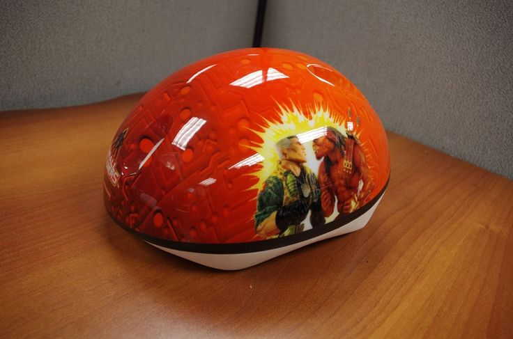 Small Soldiers Safety Helmet for Kids Ages 1 6 by Rand New in Box   eBay