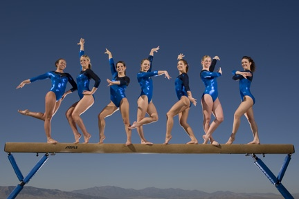 gymnastics beam portrait -olympics - Google Search