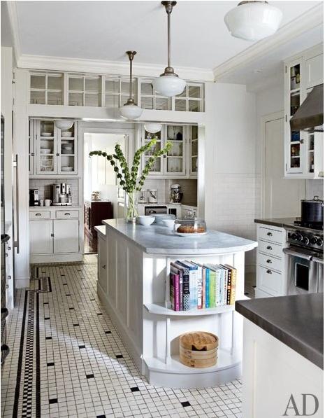 Gisele Bundchen Brentwood Home Kitchen