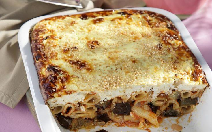 Παστίτσιο μελιτζάνας με επικάλυψη γιαουρτιού! Φοβερή συνταγή! - ladytimes.gr