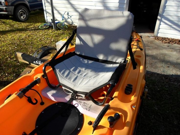 20 comfy kayak boat seat modification ideas go travels