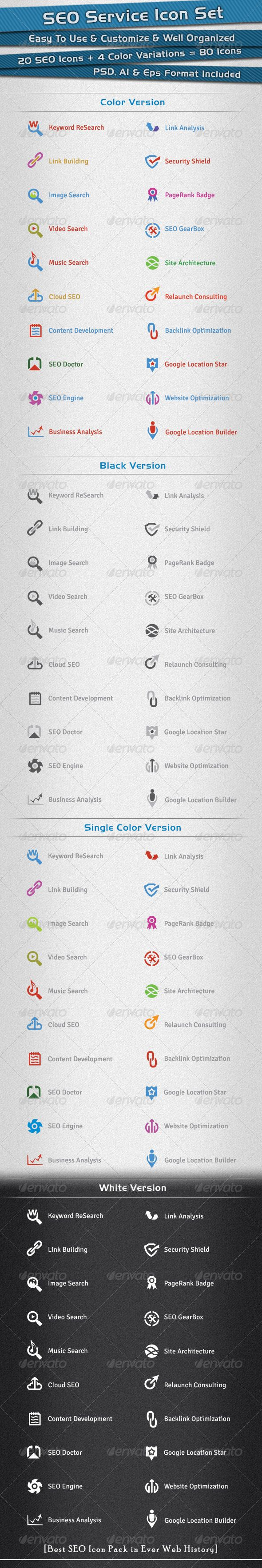 Online yuv color picker - Seo Service Icon Set Photoshop Psd Management Consulting Available Here Https