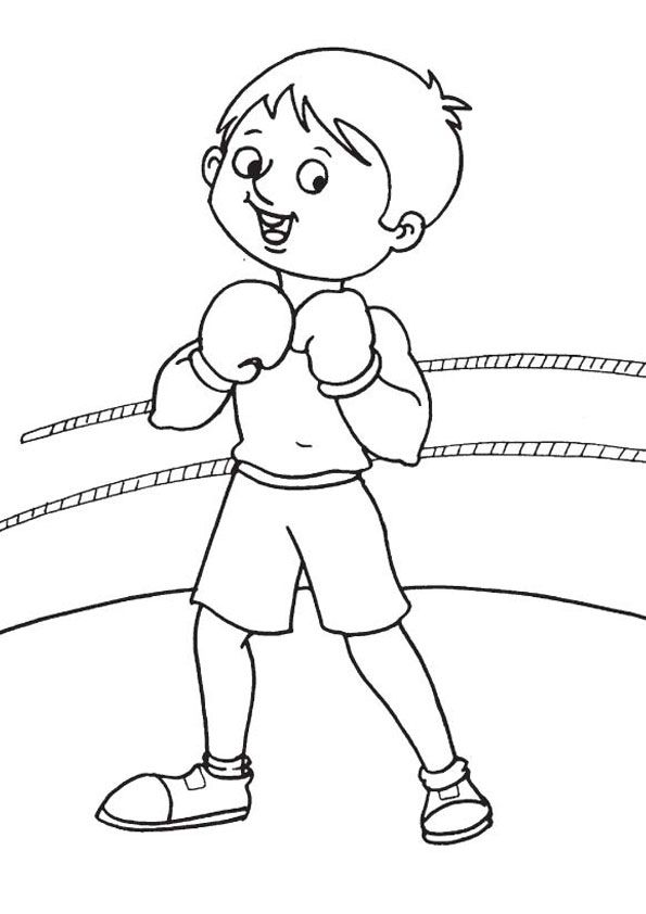 Pin On Games And Sports Coloring Pages