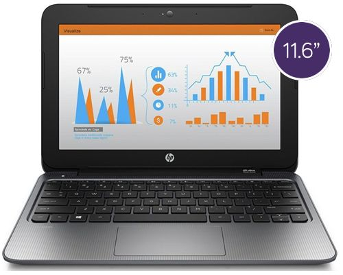 HP Stream – 11″, 2.16GHz Processor, 32GB Storage