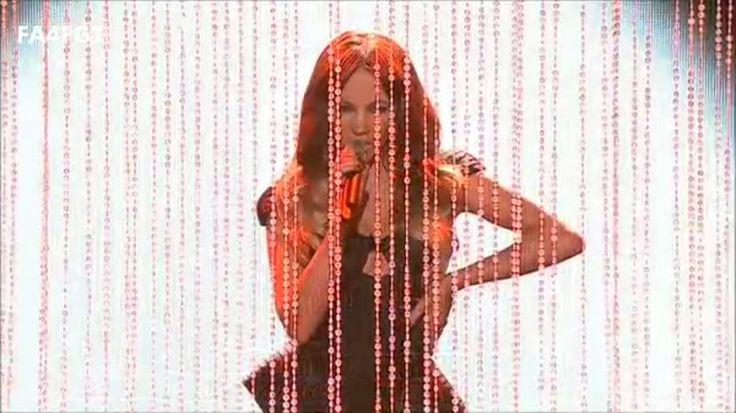 "The X Factor Australia 2012: Samantha Jade performance ""Scream"" - Live Show 6 (Top 7)"