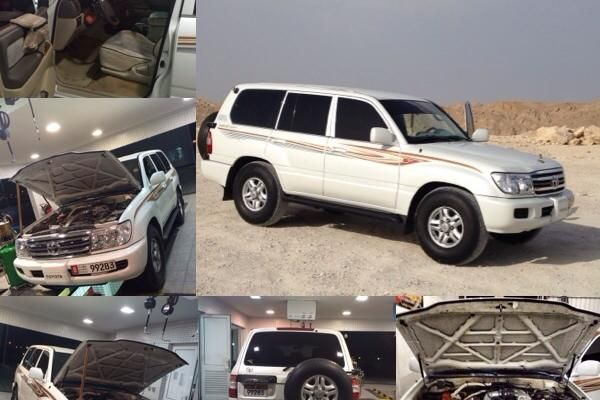 Carkii| car for sale Toyota Land Cruiser 2003 Used 1000000 km in Dubai and Abu Dhabi at a reasonable price.