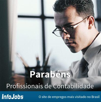 #infojobs #emprego #oportunidade #trabalho #vaga #diadoprofissional #contabilidade