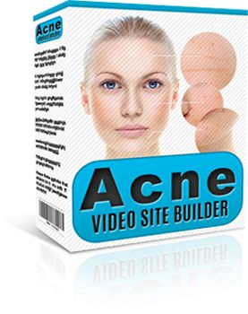 """Instantly Create Your Own Complete Moneymaking Video Site in Acne Niche Featuring Adsense and Amazon Ads, Unique Web Pages, SEO Solutions and Much More ...B(...)"