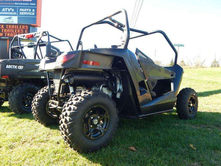 "Used 2014 Arctic Cat Wildcat Trail XT ATVs For Sale in Wisconsin. 2014 Arctic Cat Wildcat Trail XT, 90 DAY FACTORY WARRANTY, 700 CC, EFI, FOX SHOCKS, IRS, 50"" WIDE, HOT ROD! - Give us a call toll free at 877-870-6297 or locally at 262-662-1500. There will be more pictures available upon request. We also offer great financing terms for qualifying credit. Call us for buying or trading your motorcycle, atv, or snowmobile"