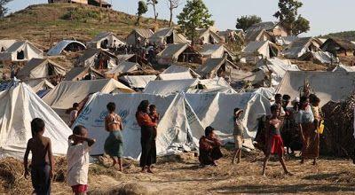 100 Ribu Pengungsi Rohingya akan Ditempatkan Pulau Terapung