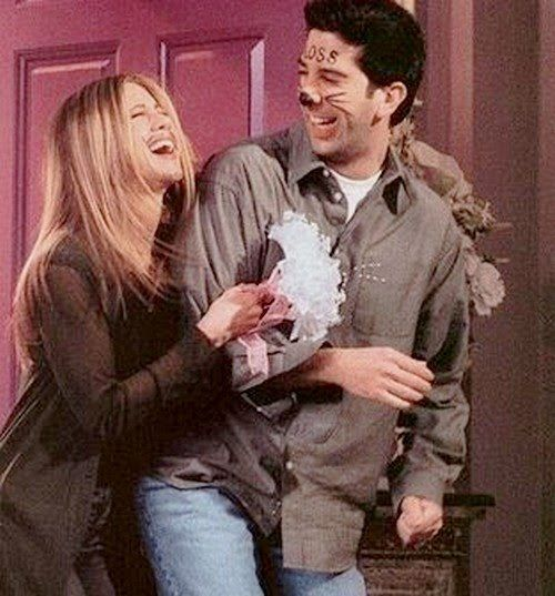 Why Hello Mr Ross, Hello Mrs Rachel