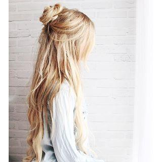- knots #luxyhair