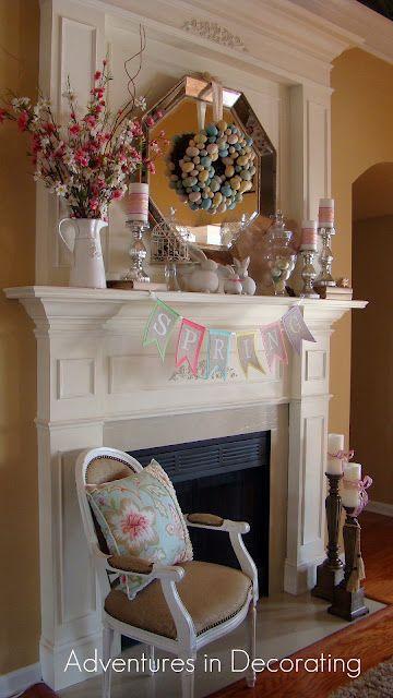 Beautiful Spring decor