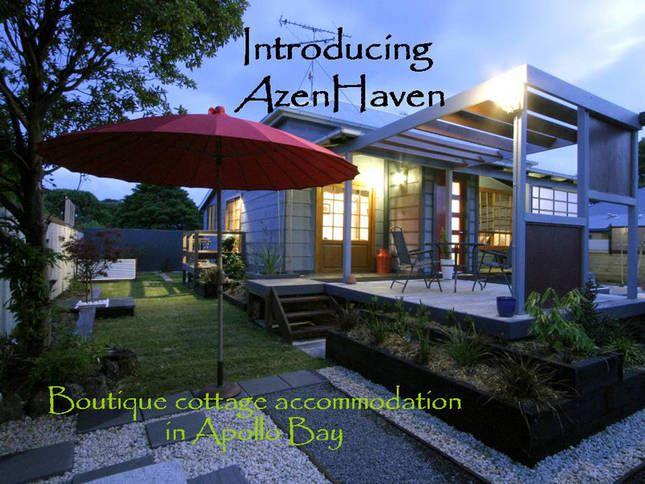 Azen Haven   Apollo Bay, VIC   Accommodation