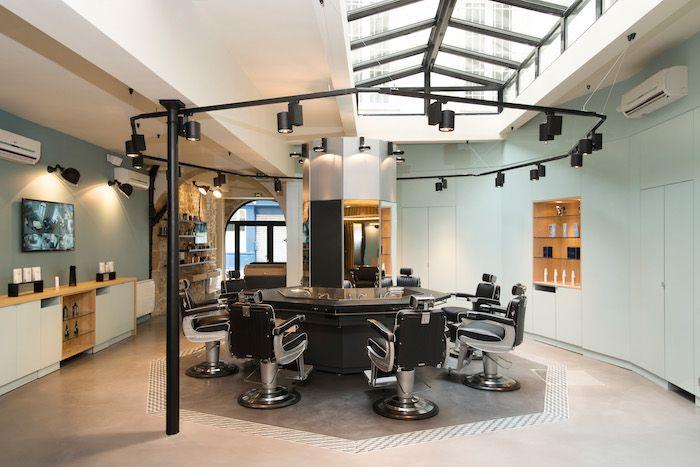 #barbieredeparis #barbershop #barbier #rasage #barbe #paris #homme #placetobe